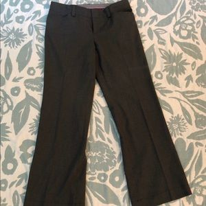 Gap curvy fit trousers.